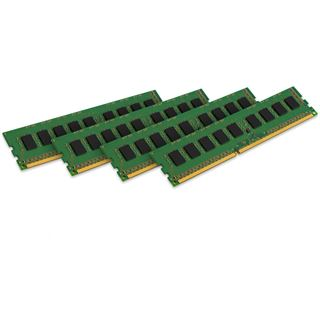 32GB Kingston ValueRAM HP DDR3-1333 ECC DIMM Quad Kit