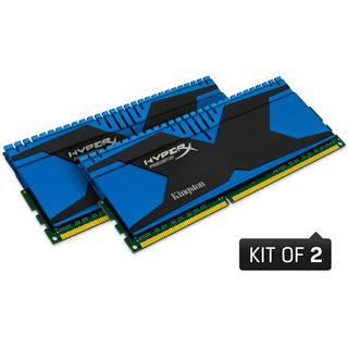 8GB Kingston HyperX Predator DDR3-1866 DIMM CL9 Dual Kit