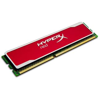 4GB Kingston HyperX blu. red DDR3-1333 DIMM CL9 Single