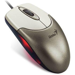 Genius NetScroll 120 USB grau (kabelgebunden)