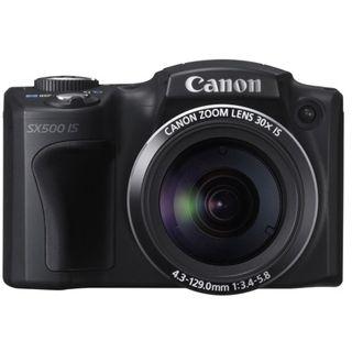 Canon PowerShot SX500 IS schwarz