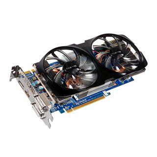 2GB Gigabyte GeForce GTX 660 Ti Windforce 2X Aktiv PCIe 3.0 x16 (Retail)