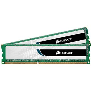 8GB Corsair ValueSelect DDR3-1600 DIMM CL11 Dual Kit