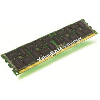16GB Kingston ValueRAM DDR3-1333 regECC DIMM CL9 Single