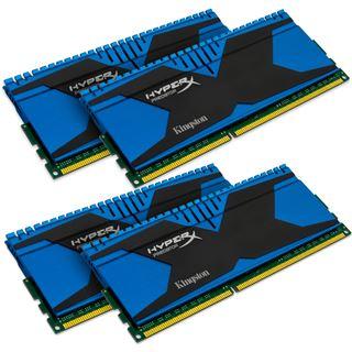 16GB Kingston HyperX Predator DDR3-1866 DIMM CL9 Quad Kit