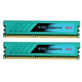 8GB GeIL EVO Leggera DDR3-2400 DIMM CL11 Dual Kit