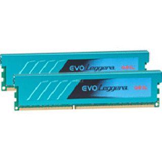 16GB GeIL EVO Leggera DDR3-1866 DIMM CL10 Dual Kit