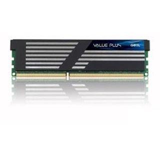 4GB GeIL Value Plus DDR3-1333 DIMM CL7 Single
