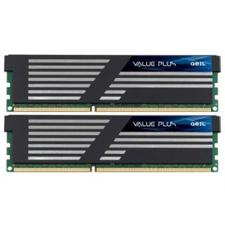 16GB GeIL Value Plus DDR3-1333 DIMM CL9 Dual Kit