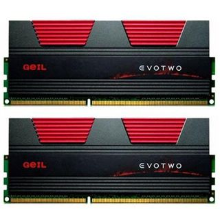 8GB GeIL EVO Two DDR3-1333 DIMM CL9 Dual Kit