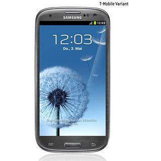 Samsung Galaxy S3 LTE i9305 16 GB grau Telekom