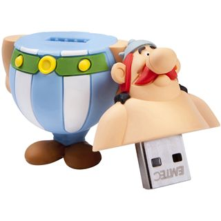 4 GB EMTEC Obelix Figur USB 2.0