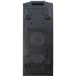 Inter-Tech Eterno K-five Demon Hunter Midi Tower ohne Netzteil schwarz