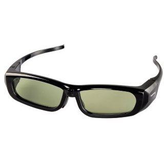 Hama 3D-Shutterbrille für Samsung 3D-TVs, Funk, Schwarz, Batterie