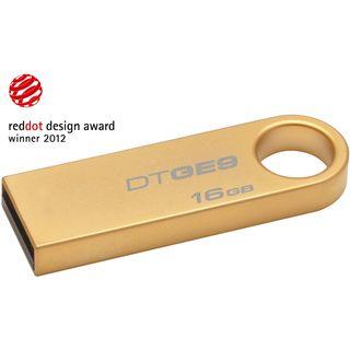 16 GB Kingston DataTraveler GE9 gold USB 2.0