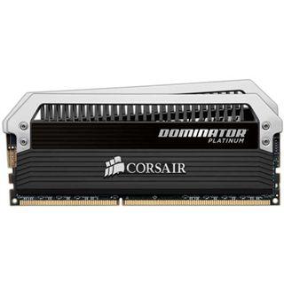 8GB Corsair Dominator Platinum DDR3-2666 DIMM CL11 Dual Kit