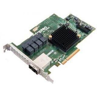 Adaptec RAID 71685 24 Port Multi-Lane PCIe 3.0 x8 Multi-lane-Anschluss bulk