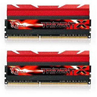 8GB G.Skill TridentX DDR3-2666 DIMM CL10 Dual Kit