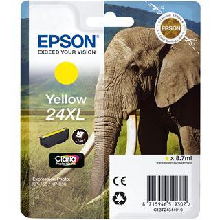 Epson Tinte C13T24344010 gelb