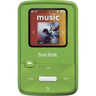 4GB Sandisk Sansa Clip+ Lime retail