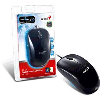 Genius DX-220 USB schwarz (kabelgebunden)