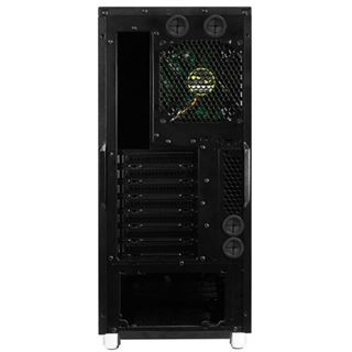 Nanoxia Deep Silence 2 gedämmt Midi Tower ohne Netzteil anthrazit