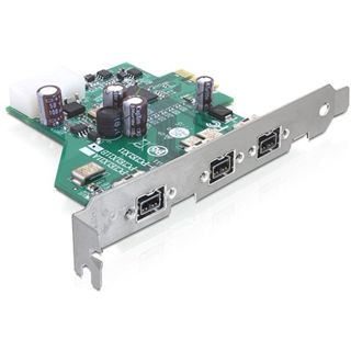 Delock 89210 3 Port PCIe x1 retail