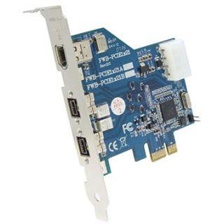Delock 61586 3 Port PCIe x1 retail