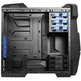 Raidmax Helios Window Midi Tower ohne Netzteil schwarz