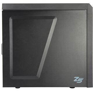 Zalman Z5 Midi Tower ohne Netzteil schwarz