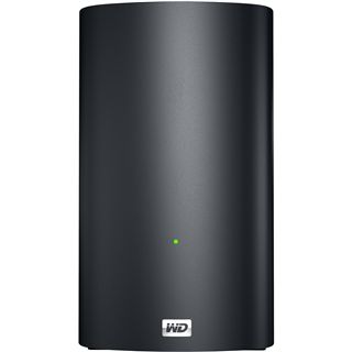 WD My Book Live Duo 8 TB (2x 4000GB)