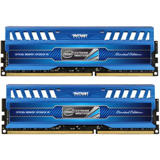8GB Patriot Intel Extreme Masters Series DDR3-2133 DIMM CL11 Dual Kit
