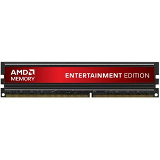 8GB AMD Memory Entertainment Edition DDR3-1600 DIMM CL9 Single