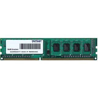 4GB Patriot Signature Line DDR3-1333 DIMM CL9 Single