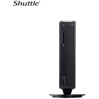 Shuttle XS35GS-804 V3L ATOM D2550 schwarz