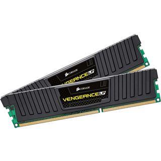 16GB Corsair Vengeance LP schwarz DDR3-1866 DIMM CL10 Dual Kit