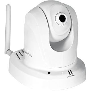 Trendnet Wireless N PAN/TILT/ZOOM IP-Cam