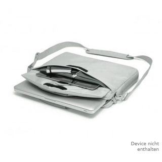 "Dicota Notebooktasche Slim bis 11"" (27,94cm) grau"