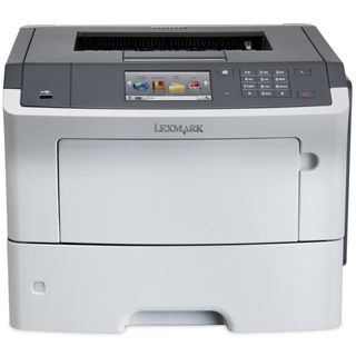 Lexmark MS610de S/W Laser Drucken LAN/USB 2.0