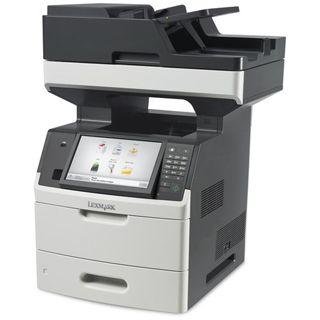 Lexmark MX711de S/W Laser Drucken/Scannen/Kopieren/Faxen LAN/USB 2.0