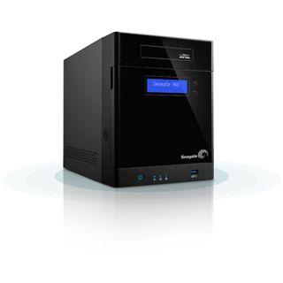 Seagate Business Storage 4-Bay NAS ohne Festplatten