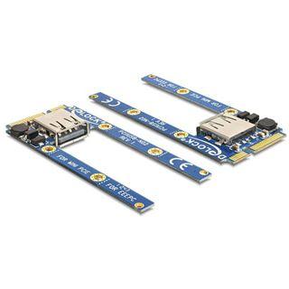 Delock 95235 1 Port PCIe Mini Card retail