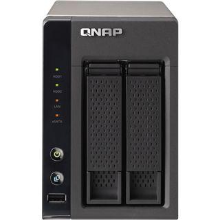 QNAP Turbo Station TS-221 ohne Festplatten