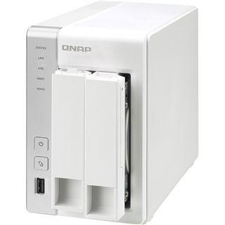 QNAP Turbo Station TS-220 ohne Festplatten