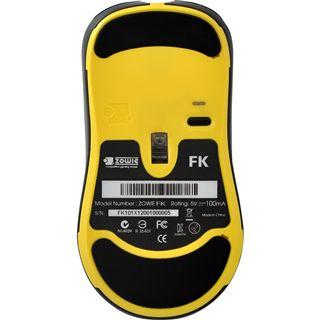 ZOWIE FK Pro Gaming Maus USB schwarz (kabelgebunden)
