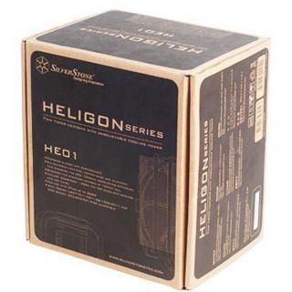 Silverstone Heligon HE01 Tower Kühler