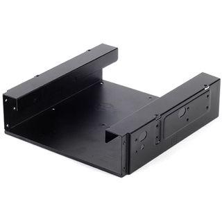 """Silverstone SST-SDP10B Einbaurahmen für 1x 3.5"""" oder 2x 2.5"""" Festplatten (SST-SDP10B)"""