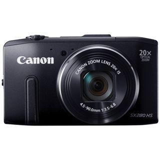Canon PowerShot SX280 HS schwarz