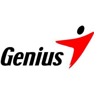 Genius KB-110X USB Deutsch weiß (kabelgebunden)