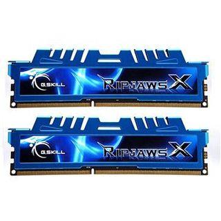 8GB G.Skill RipJawsX DDR3-2133 DIMM CL10 Dual Kit